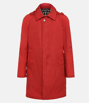 The Packaway Trench Coat