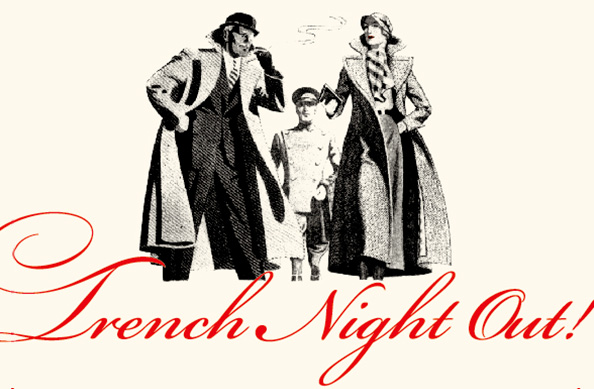TRENCH NIGHT OUT