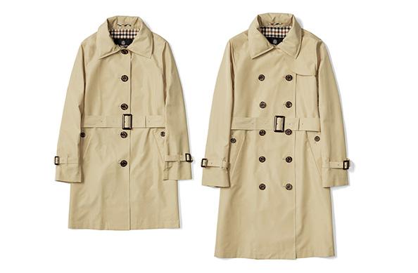 The Packaway Trench Coat
