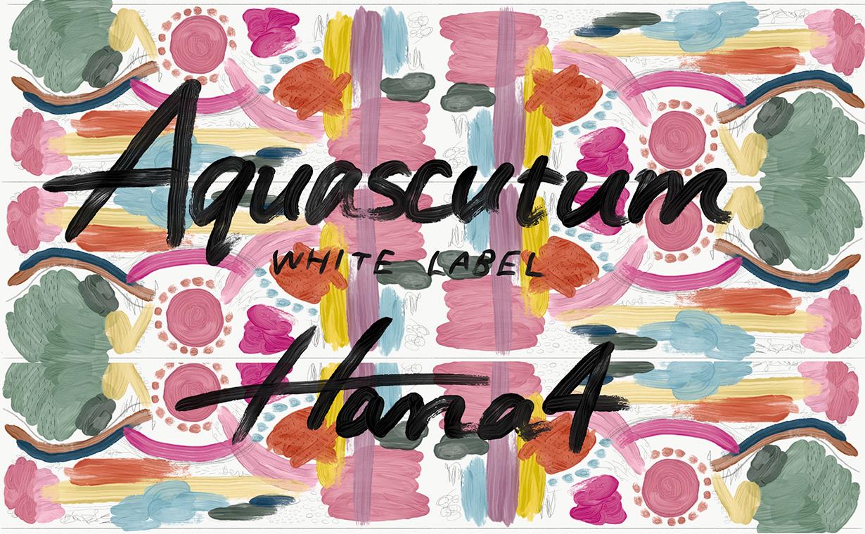 AQUASCUTUM WHITELABEL × HANA4 EVENT