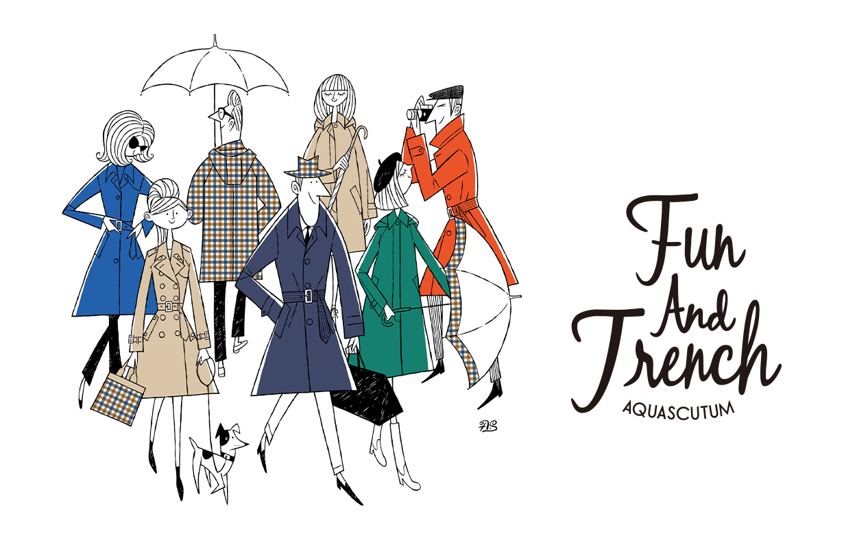 2019ss-fun&trench