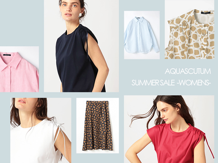 SUMMER SALE -WOMEN-