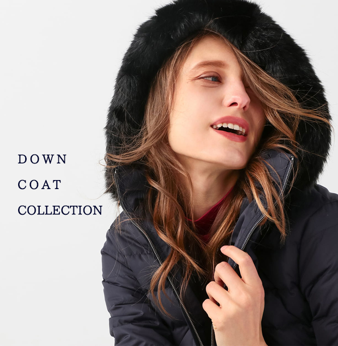 DOWN COAT COLLECTION