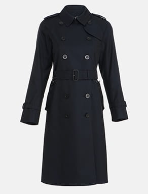 BASIC TRENCHCOAT LONG